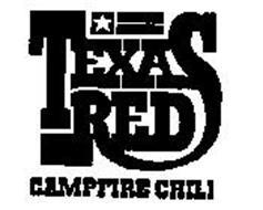 TEXAS RED CAMPFIRE CHILI