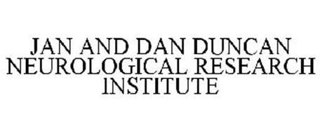 JAN AND DAN DUNCAN NEUROLOGICAL RESEARCH INSTITUTE