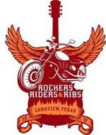 ROCKERS RIDERS & RIBS 2016