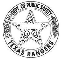 DEPT. OF PUBLIC SAFETY TEXAS RANGERS