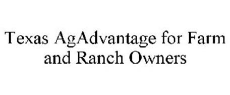 TEXAS AGADVANTAGE FOR FARM AND RANCH OWNERS