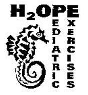 H2OPE PEDIATRIC EXERCISES