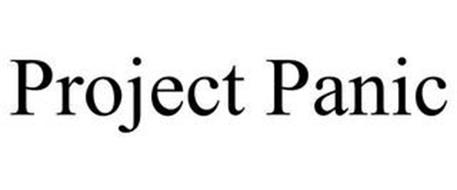 PROJECT PANIC Trademark of Texas Panic Room Incorporated. Serial ...
