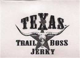 TEXAS TRAIL BOSS JERKY