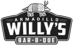 ARMADILLO WILLY'S BAR-B-QUE