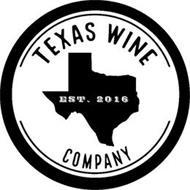 TEXAS WINE COMPANY EST. 2016