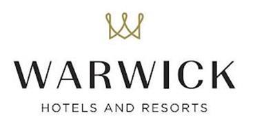 W WARWICK HOTELS AND RESORTS