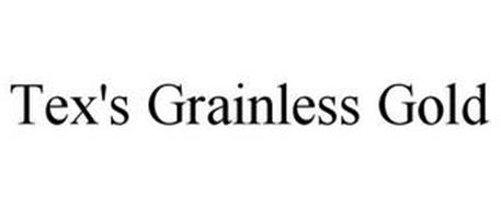 TEX'S GRAINLESS GOLD