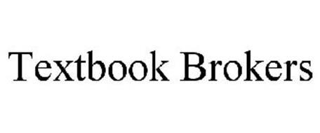 TEXTBOOK BROKERS