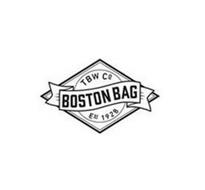 TBW CO. BOSTON BAG EST. 1928