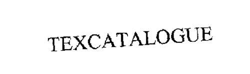 TEXCATALOGUE