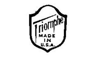 TRIOMPHE MADE IN U.S.A.