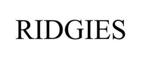 RIDGIES