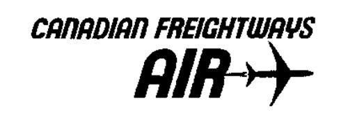 CANADIAN FREIGHTWAYS AIR