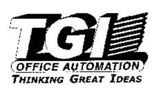 TGI OFFICE AUTOMATION THINKING GREAT IDEAS