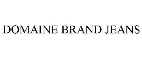 DOMAINE BRAND JEANS