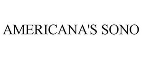 AMERICANA'S SONO