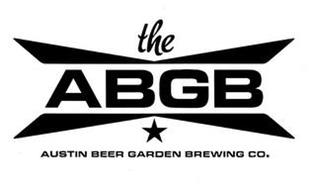 THE ABGB AUSTIN BEER GARDEN BREWING CO.