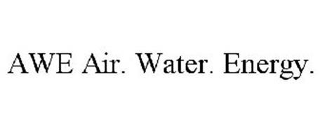 A.W.E. AIR. WATER. ENERGY.