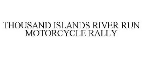THOUSAND ISLANDS RIVER RUN MOTORCYCLE RALLY