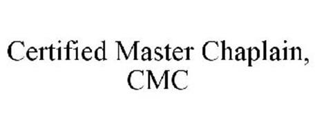 CERTIFIED MASTER CHAPLAIN, CMC