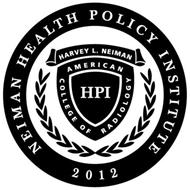 NEIMAN HEALTH POLICY INSTITUTE 2012 HARVEY L. NEIMAN AMERICAN COLLEGE OF RADIOLOGY HPI