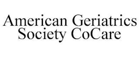 AMERICAN GERIATRICS SOCIETY COCARE