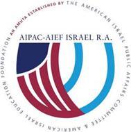 AIPAC-AIEF ISRAEL R.A. AN AMUTA ESTABLISHED BY THE AMERICAN ISRAEL PUBLIC AFFAIRS COMMITTEE & AMERICAN ISRAEL EDUCATION FOUNDATION