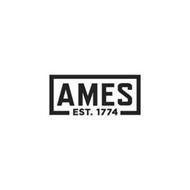 AMES EST. 1774