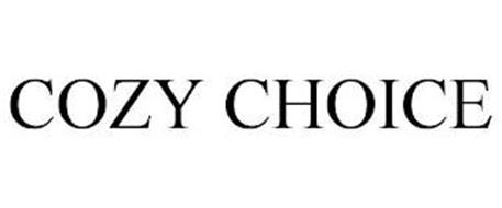 COZY CHOICE