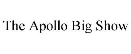THE APOLLO BIG SHOW