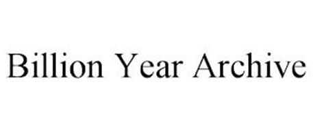 BILLION YEAR ARCHIVE