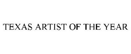 TEXAS ARTIST OF THE YEAR