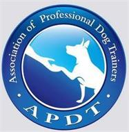 · APDT · ASSOCIATION OF PROFESSIONAL DOG TRAINERS
