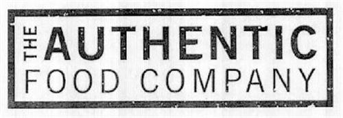 THE AUTHENTIC FOOD COMPANY