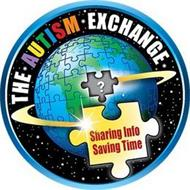 THE · AUTISM · EXCHANGE · SHARING INFO SAVING TIME