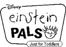 DISNEY EINSTEIN PALS JUST FOR TODDLERS