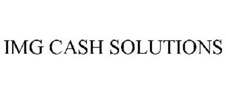 IMG CASH SOLUTIONS