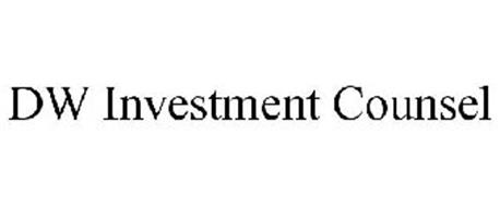 DW INVESTMENT COUNSEL