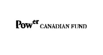 POWER CANADIAN FUND