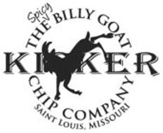 THE SPICY BILLY GOAT CHIP COMPANY KICKER SAINT LOUIS, MISSOURI