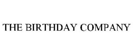 THE BIRTHDAY COMPANY