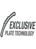 EXCLUSIVE PLATE TECHNOLOGY