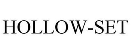 HOLLOW-SET