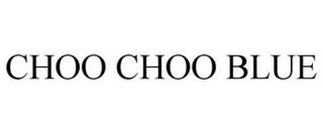 CHOO CHOO BLUE