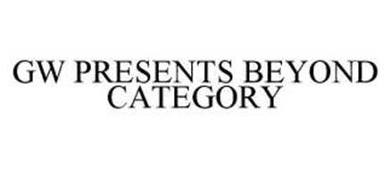 GW PRESENTS BEYOND CATEGORY