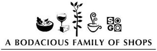 A BODACIOUS FAMILY OF SHOPS SOGO