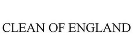 CLEAN OF ENGLAND