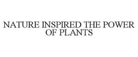 NATURE INSPIRED THE POWER OF PLANTS