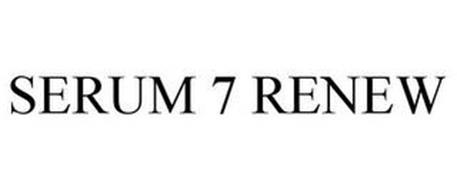 SERUM 7 RENEW